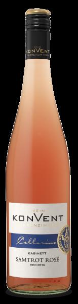 Cellarius Samtrot Rosé Kabinett