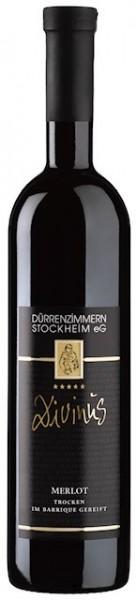 Wein aus der Schatzkammer Divinus Merlot 2011