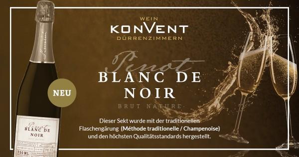 Pinot Blanc Sekt brut NATURE