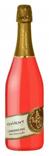 Lemberger Rosé Sekt trocken