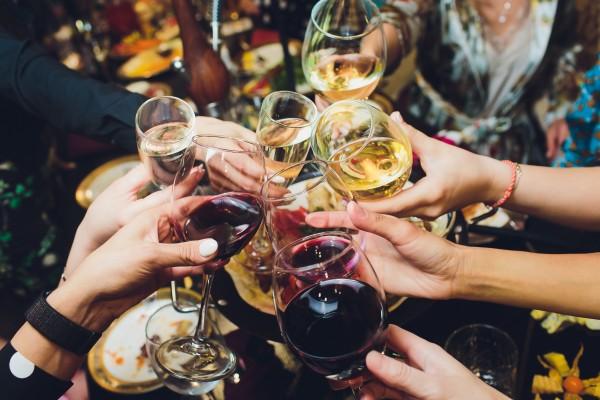 Eintrittskarte Afterwork im Weinkonvent
