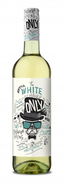 Weißwein Cuvée ONLY WHITE