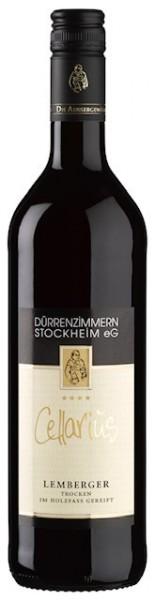 Wein aus der Schatzkammer Cellarius Lemberger Holzfass 2009