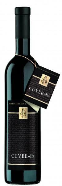 Wein aus der Schatzkammer Divinus Cuvée *P* 2012 im Barrique gereift